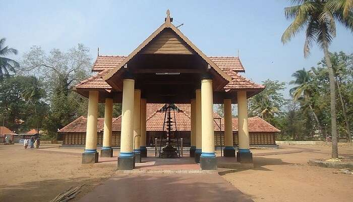 Thrikkakara Temple