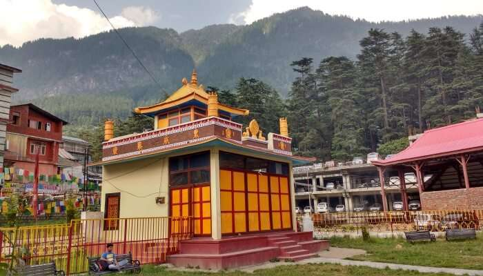 Tibetan Monasteries so famous in manali