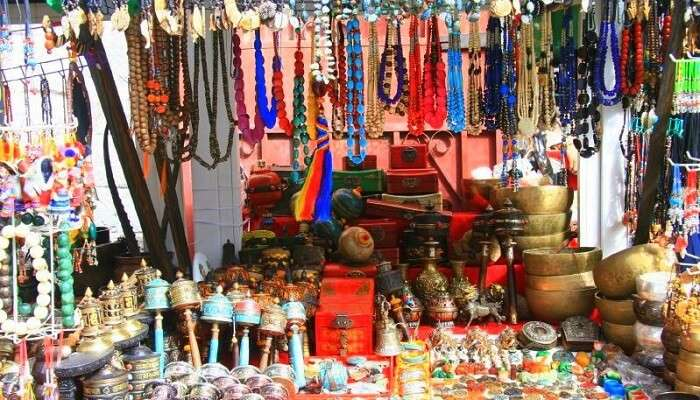 Tibetan Shopping