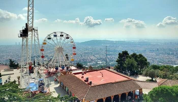 oldest amusement park