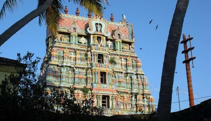 Thirupullani Temple