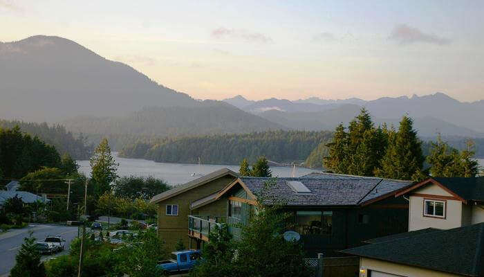 Hot Springs Cove Tofino
