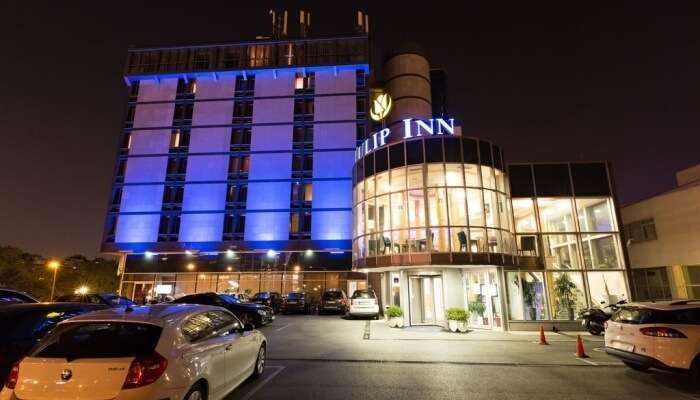 best hotels in Serbia