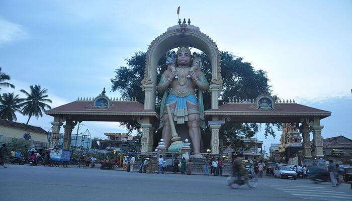 Hanumana Statue