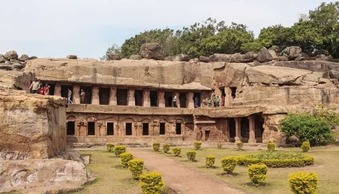 Udayagiri and Khandagiri