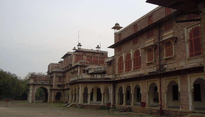 Umed Bhavan Palace, kota