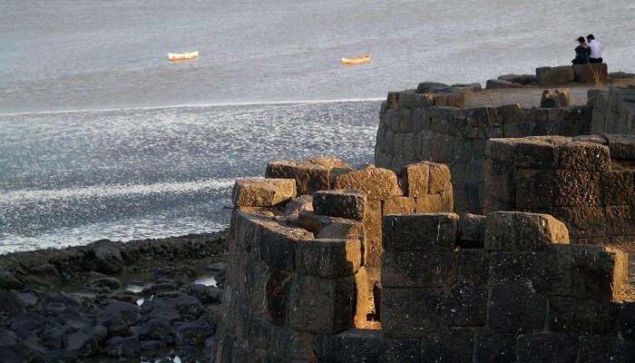 Undheri Fort alibaug