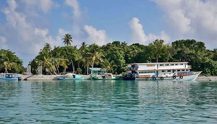 Utheemu Island