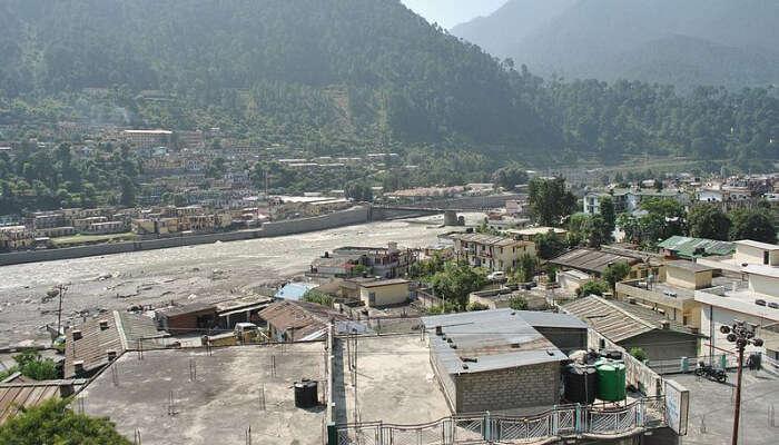 Uttarkashi Town