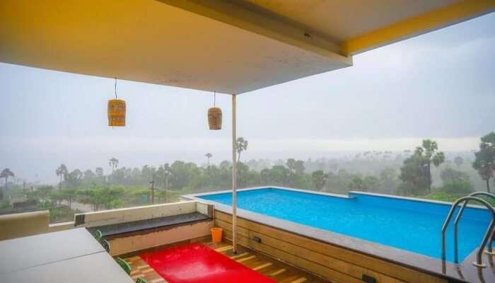 lush green Eastern Ghats