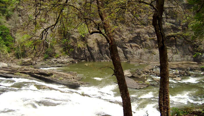 Vazhachal Waterfalls, Kerala