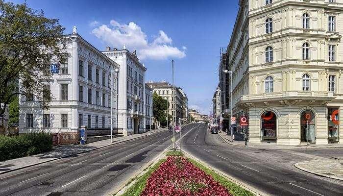 Vienna road