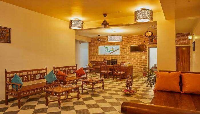Villa Du Ocean in Pondicherry
