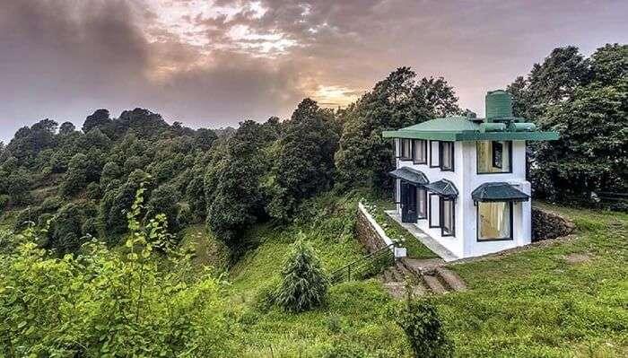 Villas In Mussoorie Cover Image
