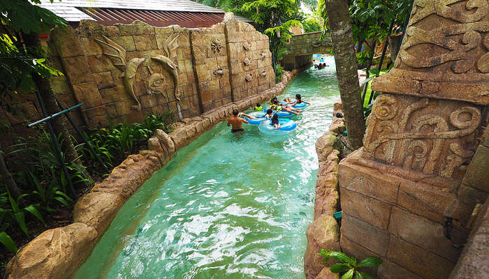 Visit The Adventure Cove Waterpark