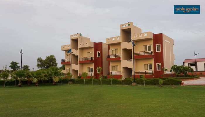 Vrinda Anandam Resorts