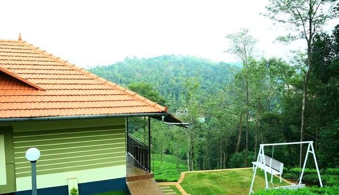 one of the finest villas in Wayanad