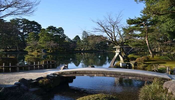 Walk Back In Time In Kanazawa