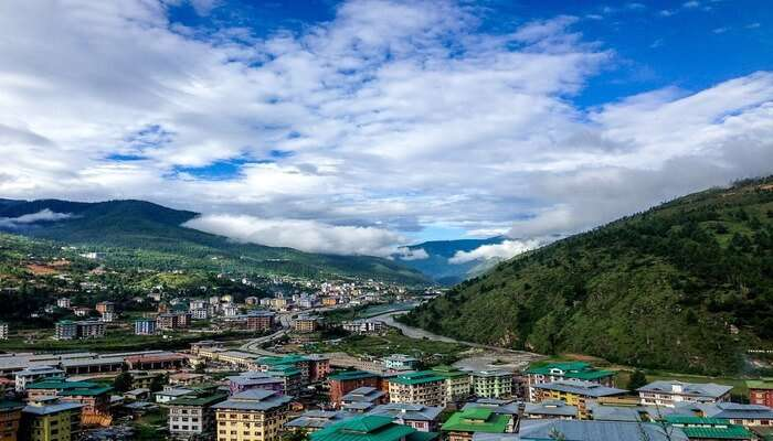 Weather In Bhutan In June