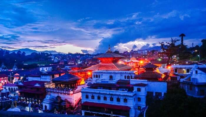 Weather In Nepal In June