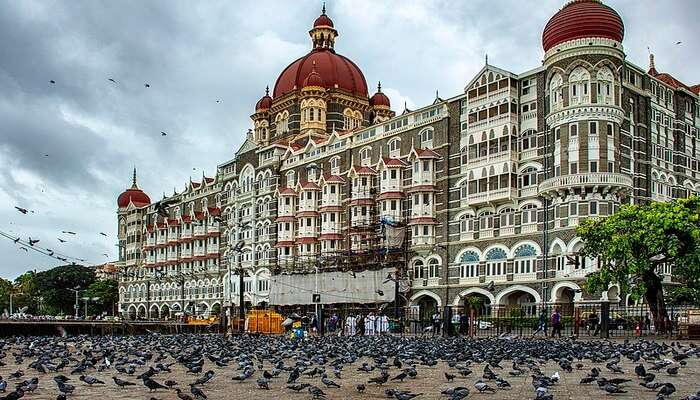 Weather Of Mumbai In June