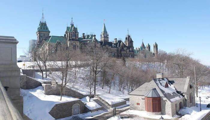 Weather Of Ottawa In Winter
