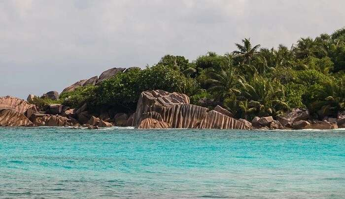 moderate weather in Seychelles