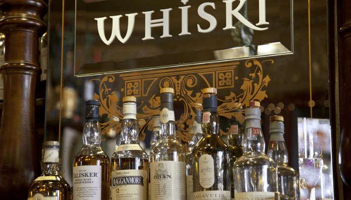 Whiski bar