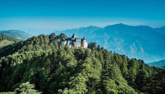 Wildflower Hall, An Oberoi Cottages, Shimla