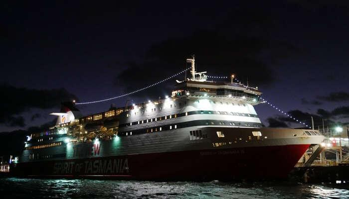 best resort cruises in Tasmania