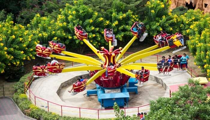 famous amusement park in Bangalore