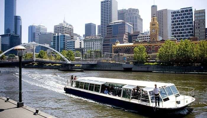 Awesome Yarra River Cruises