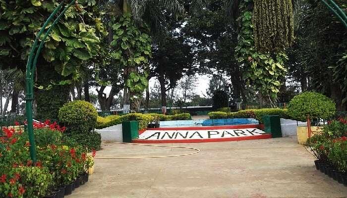 Yercaud's Anna Park