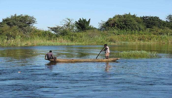 Zambezi, Africa