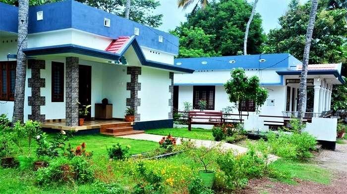 bhaskar villa varkala