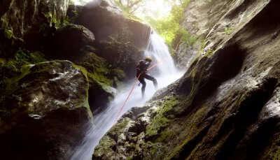 Best Canyoning In Switzerland