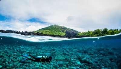 Best Scuba Diving in Gili Island