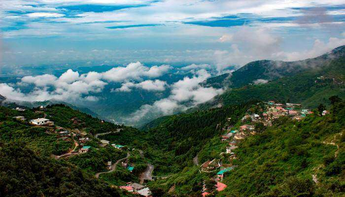 Hill Stations Near Lucknow