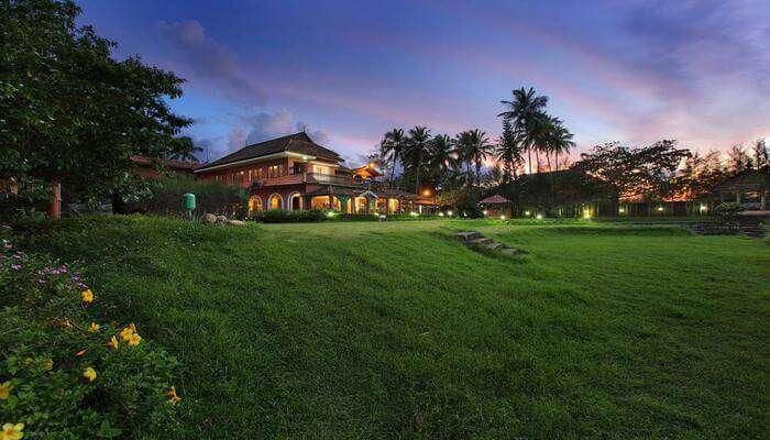 Resorts Near Thrissur