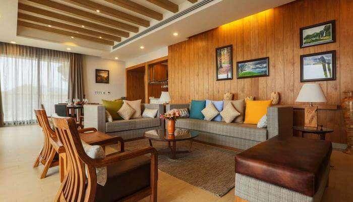 Best resorts near Nahan