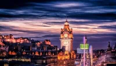 nightlife in scotland
