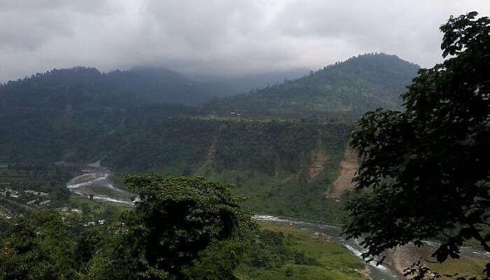 kalimpong hills