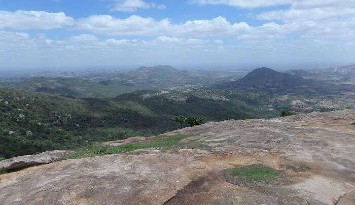 horsley hills andhra