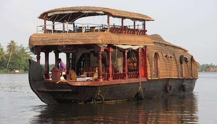 houseboat cruise in goa
