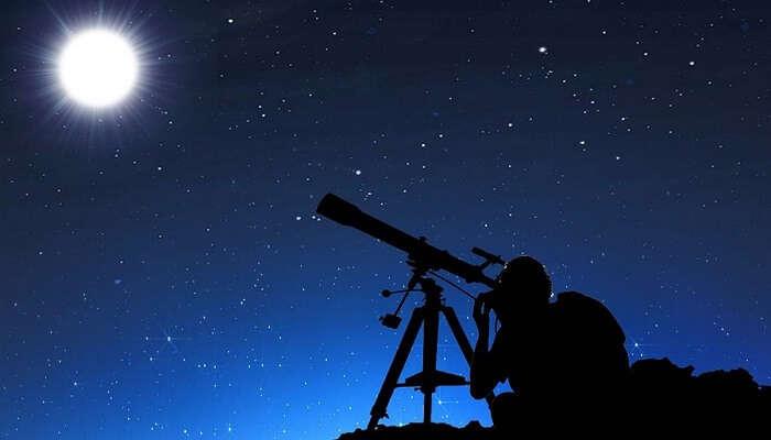 kausani planetarium