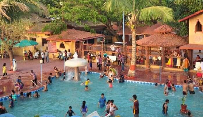 nakhrali water park