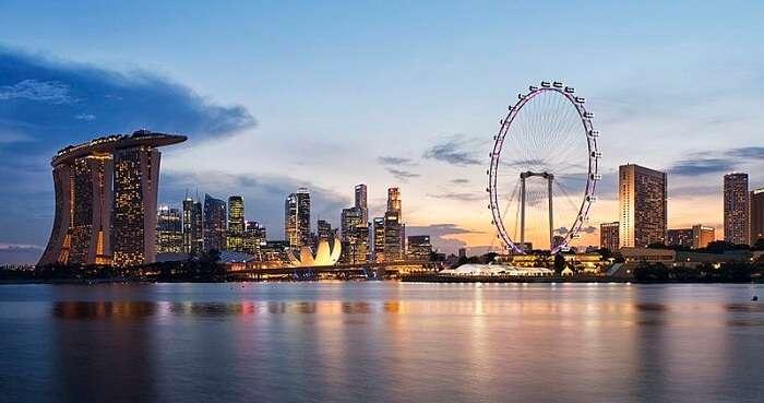 og Singapore in july