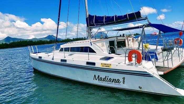personal cruise in goa