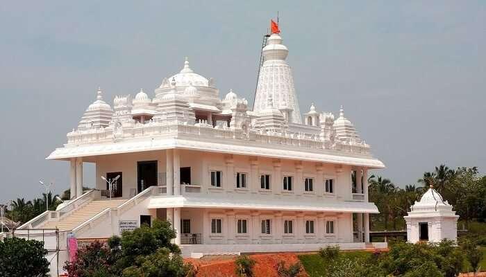sai baba temple kanyakumari