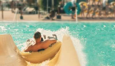Cover water park